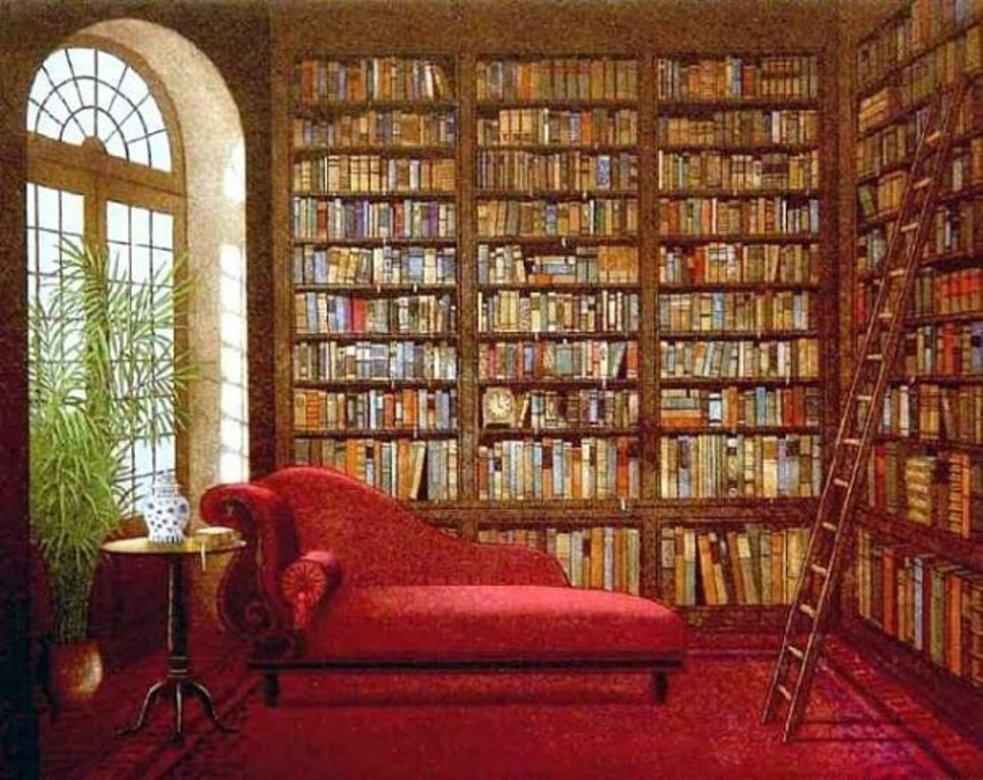 Книжный шкаф - самое интересное в блогах.