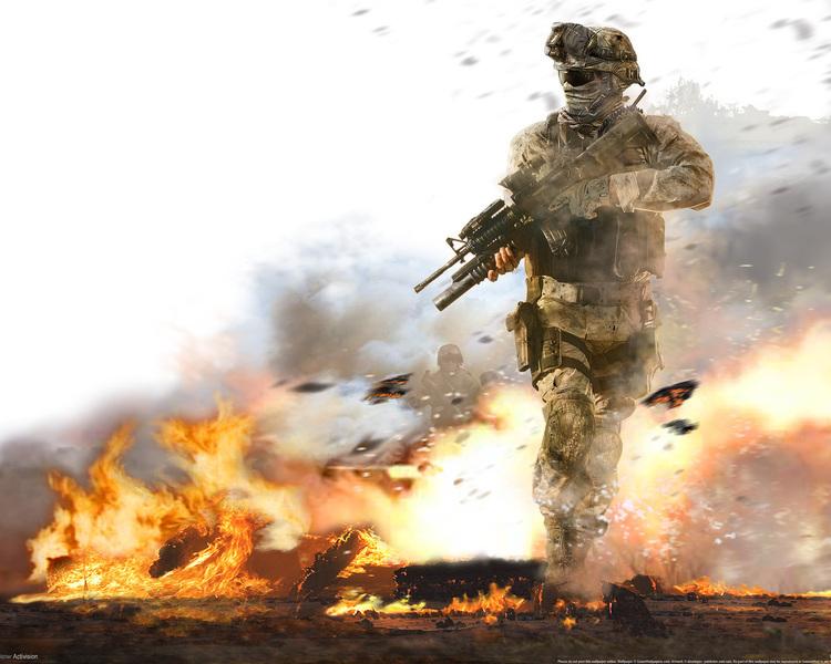 Программа для взлома Call of Duty 4 MW 2. Программа для CoD 4 MW 2.