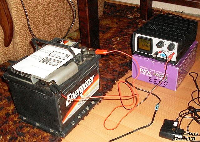 Как правильно зарядить аккумулятор автомобиля - есть ответ. http...
