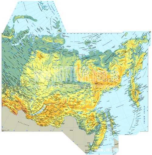 Рассекречивание топографических карт России, многие годы осложнявшееся проблемами технического характера...