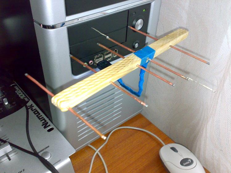 Простейшая wifi антенна своими руками
