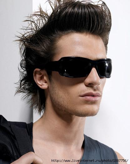 Модные мужские стрижки 2010. фото 4 :: ГИГАМИР.
