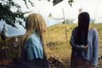 [+] Увеличить - My beautiful white sister..... Первое приветствие:) Милая итальянская девушка заобщала Люку, обнаруж