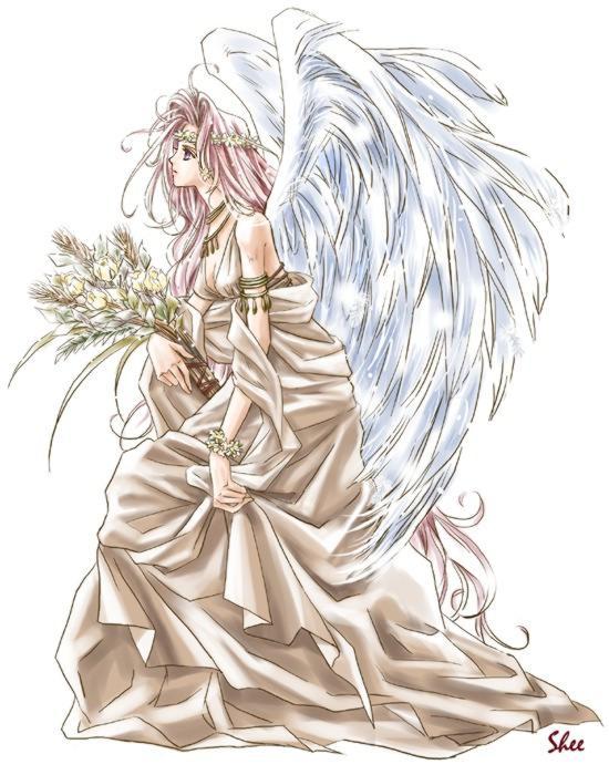 Ангел - Схемы автора kolst