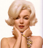 [+] Увеличить - Bern Stern.Marilyn Monroe: from the Last Sitting, 1962 (Marilyn in a necklace)