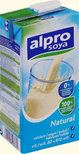 """Соевый напиток с кальцием  """"Alpro """""""