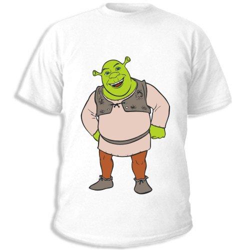 увеличить мужскую майку Shrek (2). Купить мужскую футболку Shrek (2)