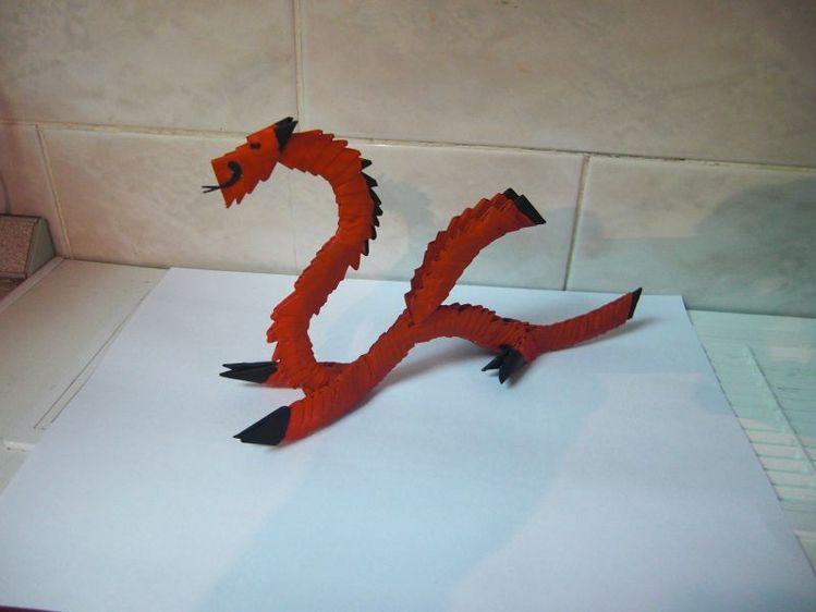 оригами жаба схема. модульное оригами дракон мк.