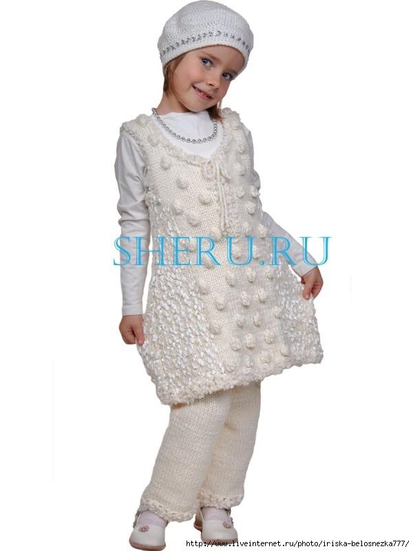 В рубрике Вязание для мужчин хорошая подборка моделей (с описанием и ... (для детей до 1 года), вязание для девочек и...