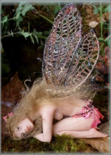 Ирис - отдыхающая фея