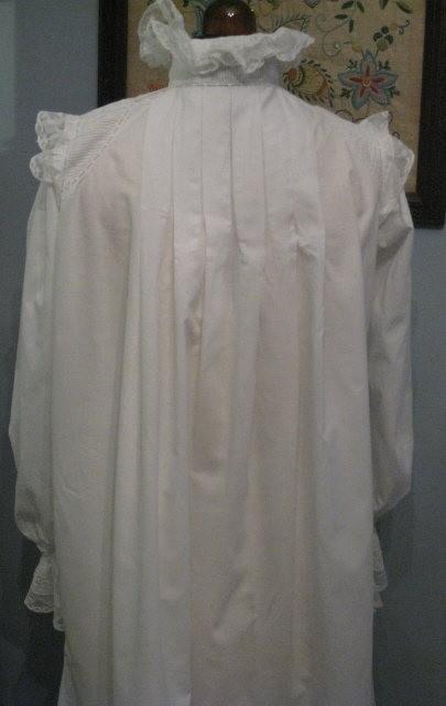 Ночные сорочки Викторианской эпохи