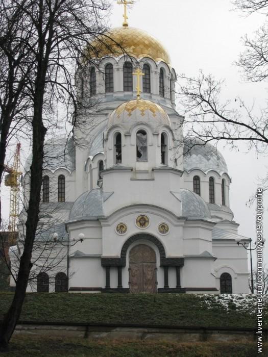 Собор - православные !!!