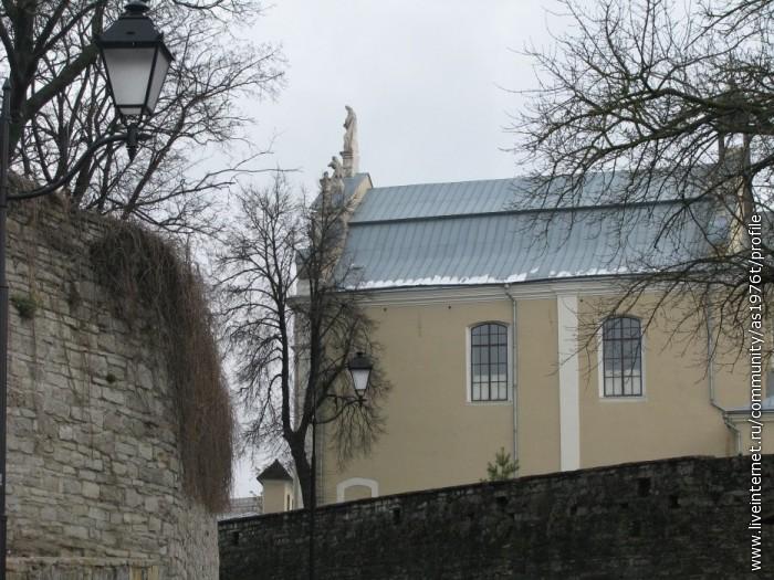 Тамлиеры (резиденция)