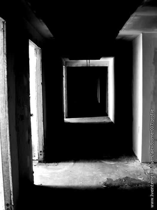 6.Темнота коридоров