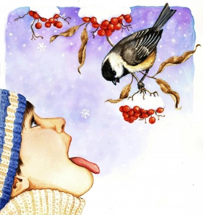 Lisa McCue - иллюстратор больше чем ста книг для детей.