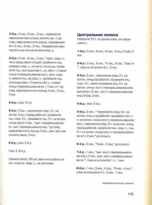 50种针织毯子(俄网硕士班的学习资料) - maomao - 我随心动