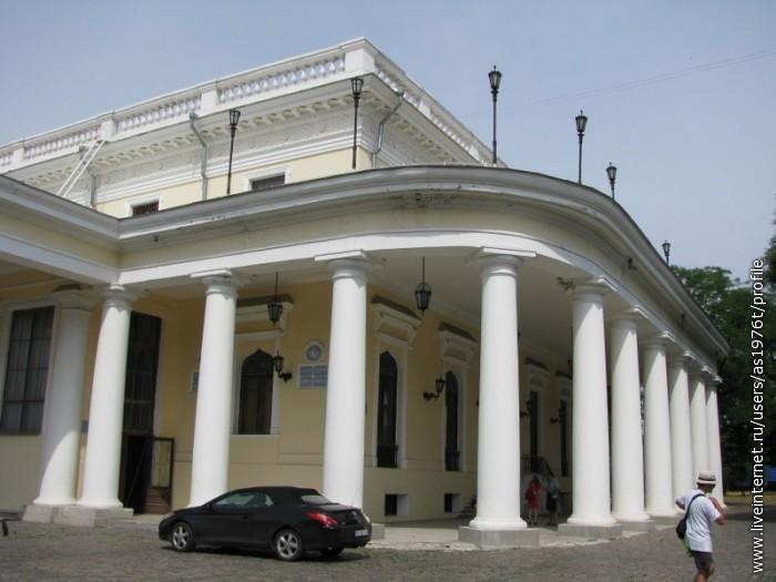 Дом Воронцова