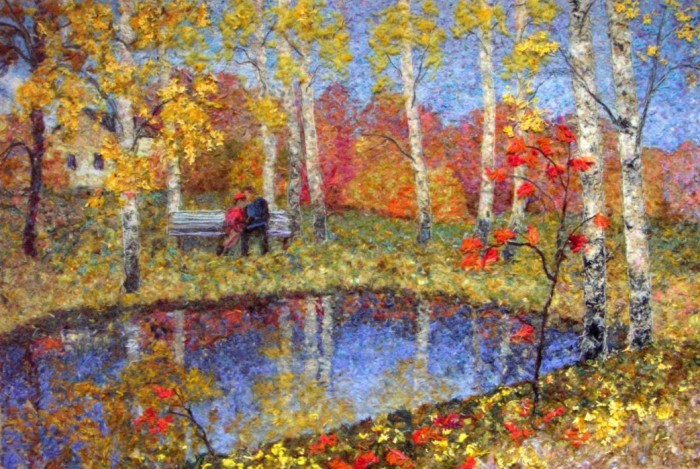 Осенняя идилия