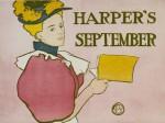 Edward Penfield. Harpers September