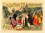 Etienne Moreau-Nelaton. La Nativite, Maitres de l'Affiche