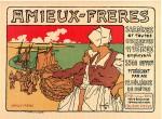 Georges Fay. Ameiux-Freres, Maitres de l'Affiche