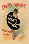 Julius Mendes Price. An Artist's Model