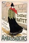 Lucien Marie Francois Metivet. Eugenie Buffet, Maitres de l'Affiche