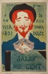Rene Hermann-Paul. Salon des Cent