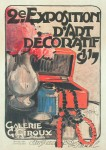 Victor Creten. 2e Expo d'Art Decora