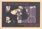 William H. Bradley. Victor Bicycles, Maitres de l'Affiche