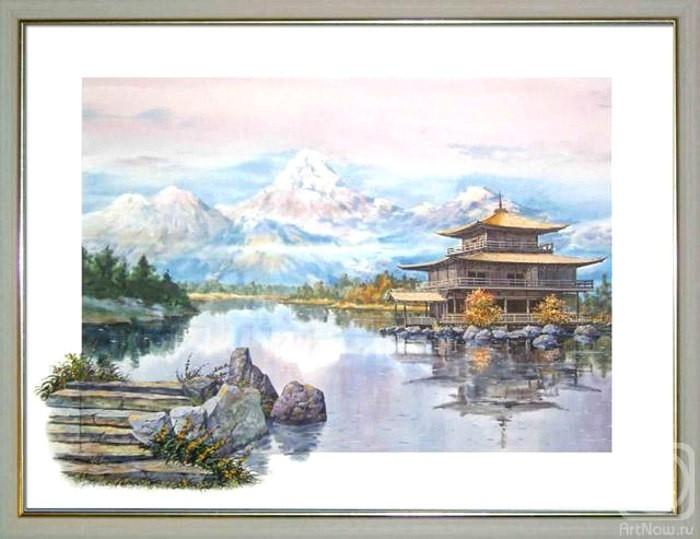 Пагода.