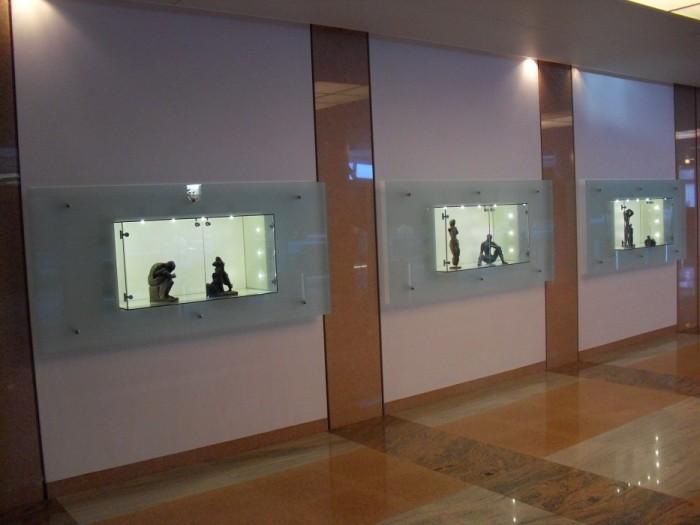 коридор у входа