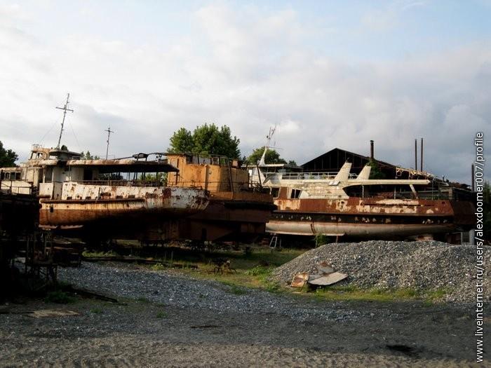 6.Выставленные корабли
