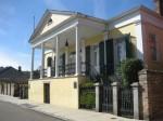 Вилла Beauregard house, Новый Орлеан, Луизиана