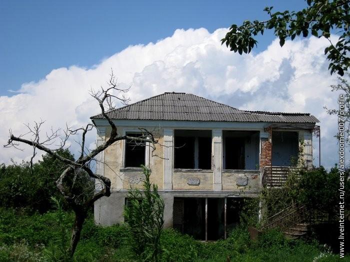 5.Здания в сельской/дачной части