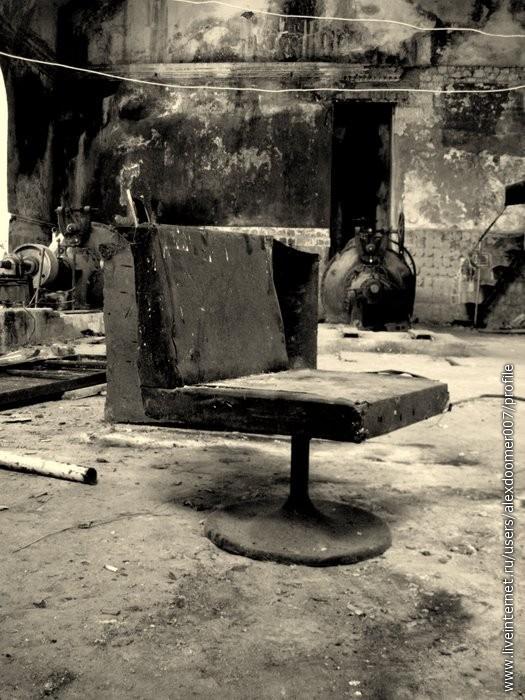 6.Офисное кресло, блин)