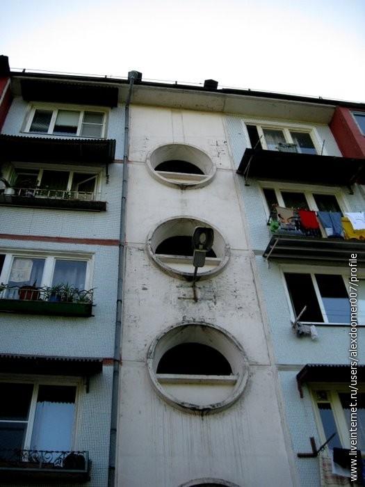 5.Обычные дома