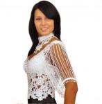 Блузки Вязание Крючком