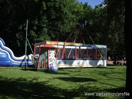 Мытищи Парк культуры и отдыха Аттракционы