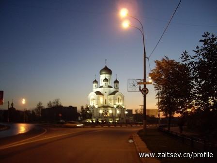 Мытищи Храм Рождества Христова