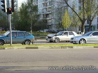 ДТП Авария в Королеве zaitsev.cn Дмитрий Зайцев