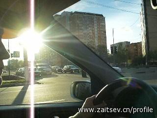 Авто и солнце zaitsev.cn Дмитрий Зайцев