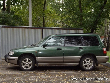 Subaru Forester zaitsev.cn Дмитрий Зайцев