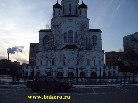 Peugeot 405 Храм Рождества Христова Мытищи bakero.ru