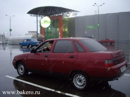 ВАЗ-2110  Автоинструктор bakero.ru