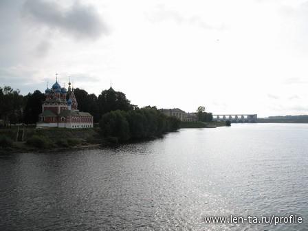 Горицы Речные круизы len-ta.ru Ленивка-Тур