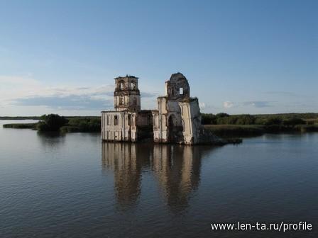 Речные круизы len-ta.ru Ленивка-Тур
