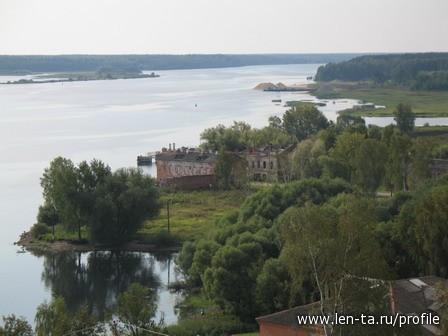 Мышкин Речные круизы len-ta.ru Ленивка-Тур