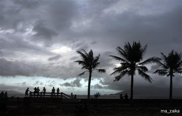 Последствия тайфуна 'Ketsana'