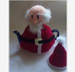 """Грелка на чайник """"Дед Мороз"""""""